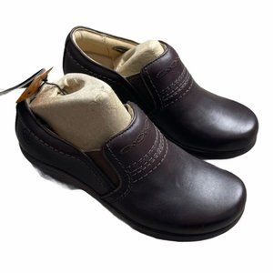 ARIAT Brown Expert Clog SD Shoes NWT Size 8.5